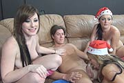 Sophie Dee Blows Lucky Winner